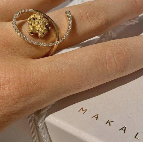Cosmos Ring