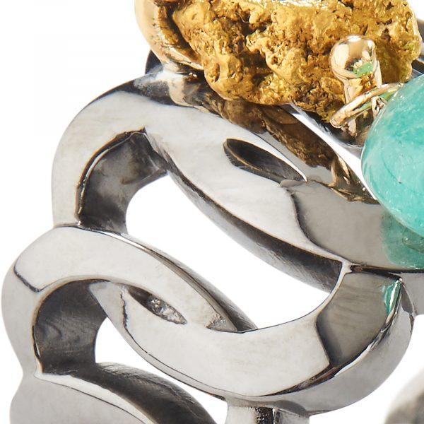 Sira Chain Ring