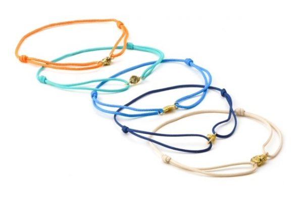 Rahisi Bracelet with Knots
